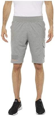 Puma Pivot Pocket Sweatshorts Black) Men's Shorts