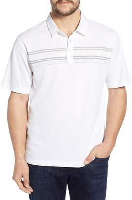 Travis Mathew DHM Regular Fit Performance Polo