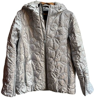 Colmar Silver Coat for Women