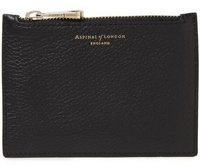 Aspinal of London Essential Pebbled-leather Pouch
