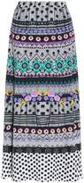 Temperley London Marley Printed Skirt