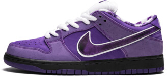 Nike SB Dunk Low Pro OG QS 'Concepts - Purple Lobster Special Box' Shoes - Size 8.5
