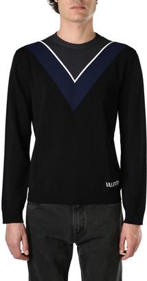 Valentino Pullover With Logo