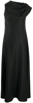 The Row Drape Detail Dress
