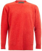 The Elder Statesman cashmere classic jumper