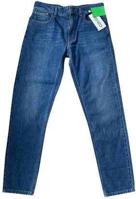 Kenzo Blue Denim - Jeans Jeans for Women