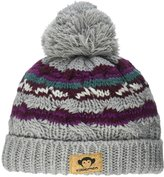 Appaman Fluff Hat (Inf/Kid) - Grey Heather - L (5-7Y)