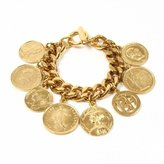 Ben-Amun Moroccan Coin Bracelet