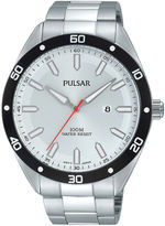 Pulsar Mens Stainless Steel Watch PH9093X