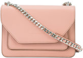 Elena Ghisellini flap shoulder bag