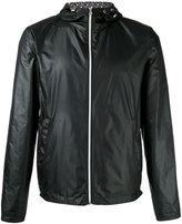 fe-fe star print reversible jacket