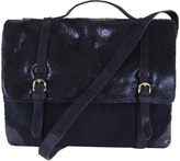 Petite Mendigote Kapla Suede Shoulder Bag