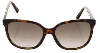a1ea4dc9923 Gucci Tortoiseshell Sunglasses - ShopStyle