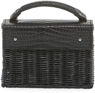 Wicker Wings Kuai Mini Top-Handle Bag