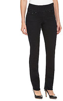 Jag Jeans Peri Pull-On Straight-Leg Jeans