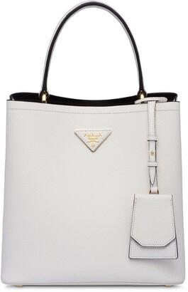 Prada Double Bucket Bag
