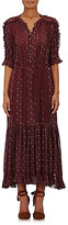Ulla Johnson Women's Adalie Maxi Dress-BURGUNDY