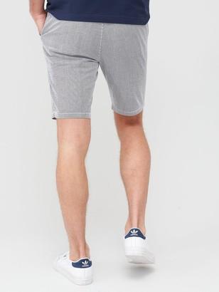 Very Stripe Short - Navy/White