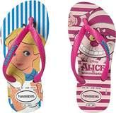 Havaianas Girls' Slim Alice Sandal Flip Flop