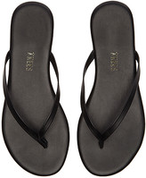 TKEES Sandal in Black. - size 6 (also in 8,9,10,5)