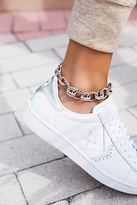 Womens CHAIN LINK METAL ANKLET