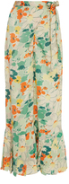 By Ti Mo byTiMo Floral Block Trouser