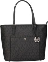 Michael Kors Jet Set Large TZ Snap Pocket Tote