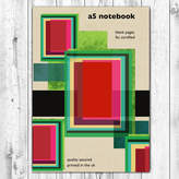 STUDY Rocket 68 Geometrical Design Notebook