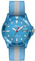 S'Oliver SO-2690-LQ - Men's Watch, tessuto, Multicolor