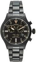 Timex THE WATERBURY Chronograph watch black