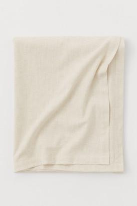 H&M Linen-blend Tablecloth
