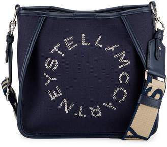 Stella McCartney Mini Logo Crossbody Tote Bag