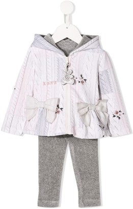 Lapin House Hooded Zip Tracksuit Set