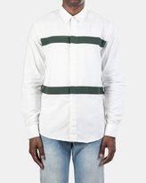 Soulland Asklund Shirt (Off White | Green)
