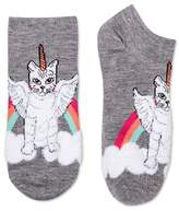 Xhilaration Women's Low-Cut Socks 1-Pack Animals