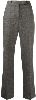 Seventy Wide-Leg Wool Trousers