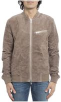 S.W.O.R.D. Beige Leather Jacket