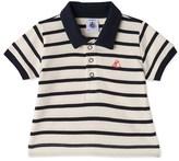 Petit Bateau Baby boys striped polo shirt