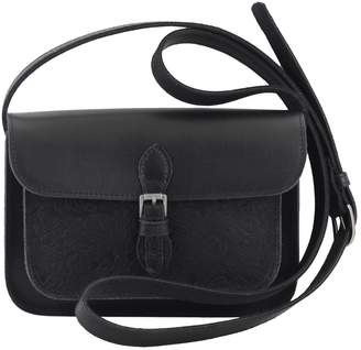 Most Wanted Design by Carlos Souza Little Leather Crossbody Bag
