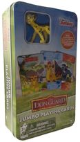 Cardinal Disney's The Lion Guard Jumbo Playing Cards & Fuli Figure Set by