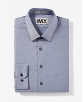 Express Fitted Micro Print 1MX Shirt