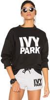 Ivy Park Sweatshirt in Black. - size XS (also in )