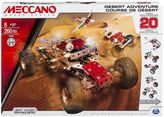 Meccano Desert Adventure Rock Crawler Model Set