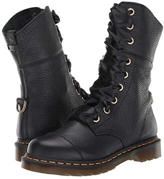Dr. Martens Aimilita Rapture (Black Aunt Sally) Women's Shoes