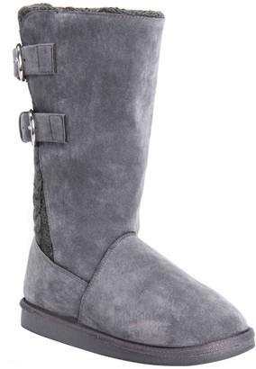 Muk Luks Mid-Calf Boots - Jean