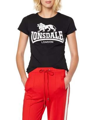 Lonsdale London Women's Heather T-Shirt