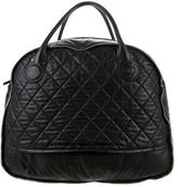 Chanel Quilted Weekender