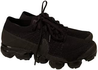 Nike VaporMax Black Cloth Trainers