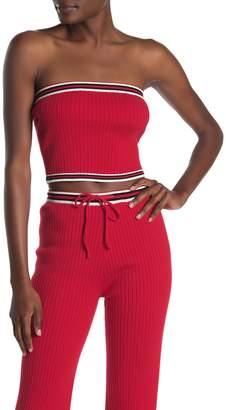 Emory Park Rib Knit Tube Top