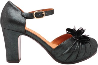 Chie Mihara ina Leather Pumps